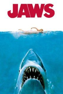 Jaws (1975 - all) - Classic Adventure | Horror | Thriller - When a gigantic great white shark begins to menace the small island community of Amity, a police chief, a marine scientist and grizzled fisherman set out to stop it. Stars: Roy Scheider, Robert Shaw, Richard Dreyfuss ♥♥♥