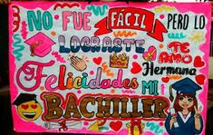 Illustrations And Posters, Ideas Para, Ale, Diy Crafts, Tips, Frases, Love Posters, Birthday Banners, Calligraphy Art