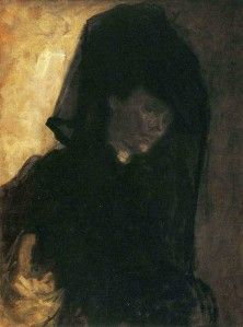Romaine Brooks, (American expatriate artist, Self Portrait 1905 Known for her androgynous female portraits in shades of gr. Romaine Brooks, James Abbott Mcneill Whistler, Point Paint, 1. Mai, Portraits, Canadian Art, Art For Art Sake, French Artists, Female Images