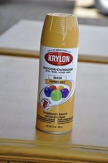 Tips on Spray Paint