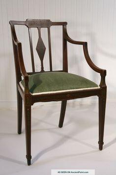 Hepplewhite Stuhl