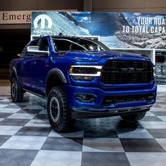 Don't sleep on the Mopar® modded Ram Heavy Duty or the new Ram Multifunction Tailgate at Don't… Ram Trucks, Dodge Trucks, Jeep Truck, Lifted Trucks, Cool Trucks, Pickup Trucks, Dodge Cummins, Ram Power Wagon, Dodge Ram Diesel
