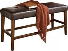 Ashley Hamlyn Storage Leg Desk With Swivel Chair