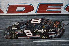 Dale Jr.  # 8 Daytona 500, Dale Earnhardt Jr, Nascar Racing, Rush Hour, Cars, Badass, Daytona Races, Autos, Vehicles