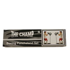 Deluxe Boxing Punch Stand Set $39.00
