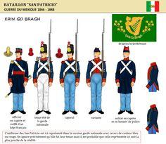 Batallion San Patricio  1846