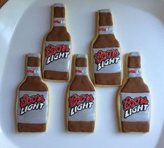 Coors Light Cookies
