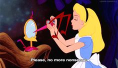 "Disney's ""Alice In Wonderland"" Scarred You For Life"