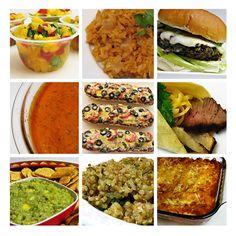 Cinco de Mayo Recipe Collection  #cincodemayo