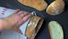 Einfaches Baguettebrot…magisches Baguette | Backen mit Leidenschaft Ciabatta, Bread, Cooking, Friends, Finger Food, Bear Cakes, Passion, Kitchen, Amigos