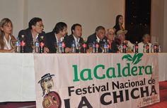 "Salta: ""Llega el Festival Nacional de la Chicha en La Caldera"""