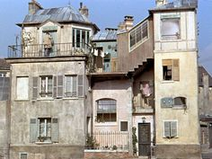 Mon Oncle, Jacques Tati :)