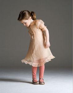 I can see our niece Mia wearing this.