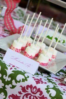 Wedding, Reception, Cake, Pink, White, Marshmallow