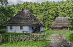 Warsaw, Warm And Cozy, Cottages, Polish, Cabin, Country, House Styles, Life, Painting