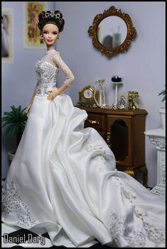 Más tamaños | Reem Acra Barbie doll | Flickr: ¡Intercambio de fotos!