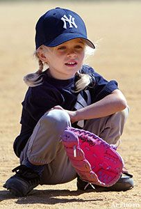 """Note to self: """"I love watching you play"""" beats """"why don't you swing the bat"""" every time in the parenting game"""
