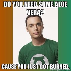 best line of the season finale. i love sheldon! so clever.