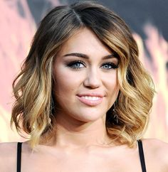 2015 Miley Cyrus Hairstyles Hairstyle 2015