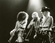 ♥GunsNRoses - Slash - Axl - Duff