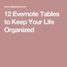 12 Evernote Tables to Keep Your Life Organized - Tap the link now to Learn how I made it to 1 million in sales in 5 months with e-commerce! I'll give you the 3 advertising phases I did to make it for FREE! Evernote Template, Advertising Techniques, Advertising Ideas, Celebrity Branding, The Success Club, Table Template, Free Tips, Blogger Tips, Life Organization