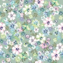 Papel de Parede Floral 116