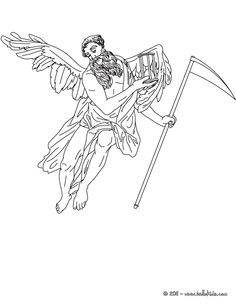 HADES the greek god of the underworld coloring page. Let your imagination soar and color this HADES the greek god of the underworld coloring page with . Greek Titans, Cute Presents, God Pictures, Coloring Pages To Print, Greek Gods, Gods And Goddesses, Hades, Greek Mythology, Underworld