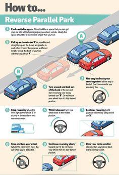 Più facile a farlo che a dirlo è il parcheggio ad S. Eccolo spiegato in 10 piccoli passi