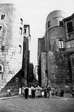 Barcelona, Nova, Antique Photos, Black And White, Barcelona Spain