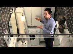 ΙΚΕΑ Έξυπνο μπάνιο με χώρο για πλύσιμο. - YouTube