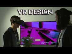 Arts District: CU Denver students and the art of virtual reality design - YouTube
