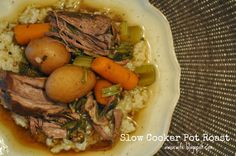 I am going to introduce you to what quite possibly is my favorite kitchen gadget. My slow cooker! I have ALWAYS had one and use it all the ...