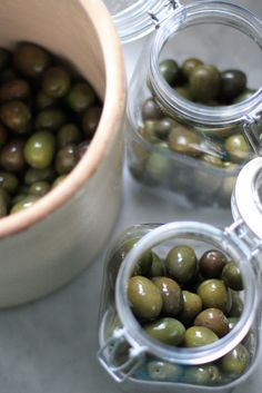 Home-Cured Olives | Feasting At Home