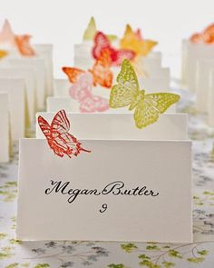 Butterfly Wedding Theme | Wedding Stuff Ideas