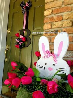 Front+porch+decorating+spring | spring porch decorating ideas | Spring Decoration Ideas | Spring ...