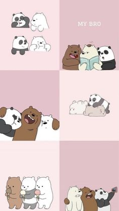 Uploaded by media. Find images and videos about wallpaper and bear on We Heart It - the app to get lost in what you love. Cute Panda Wallpaper, Bear Wallpaper, Cute Patterns Wallpaper, Kawaii Wallpaper, Cute Wallpaper Backgrounds, Galaxy Wallpaper, Korea Wallpaper, Wallpaper Desktop, Pastel Wallpaper