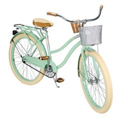 """Huffy 26"""" MINT Ladies' Cruiser Bike...I'd like a life where this would be a practical purchase, please"""