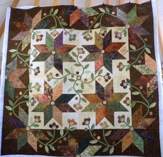Crazy quilting tips   Crazy Horse Quilting: Quilt Show: Day 5