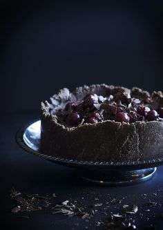 Black Forest Cheescake
