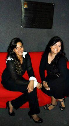 Eu e minha irmã Iasmin!! <3