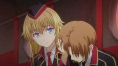 Canaria y Ichiya