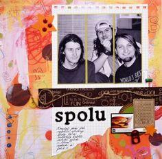 Klikněte pro zobrazení původního (velkého) obrázku My Scrapbook, Cover, Books, Art, Livros, Livres, Kunst, Book, Blankets