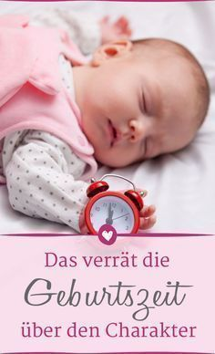 What the birth time reveals about the character- Was die Geburtszeit über den Charakter verrät Tell me your birth time, I tell you who you scorpio time of birth - Pregnancy Period, Pregnancy Books, Pregnancy Info, Dou Dou, Character Home, Baby Kind, Baby Hacks, Kids And Parenting, Infant