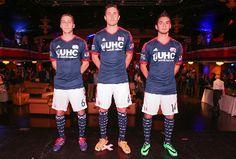 New England Revolution 2014 adidas Home Jersey