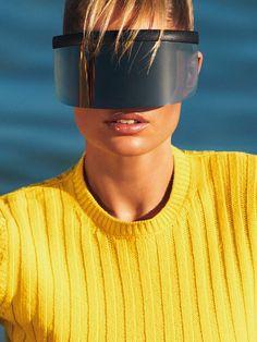Doutzen Kroes by Gilles Bensimon for Vogue Paris May 2015