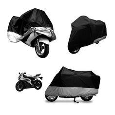 Hot Sale Motorcycle Cover Outdoor UV Protector Bike Waterproof Rain Dustproof Cover for Motorcycle Motor Cover Scooter Bike