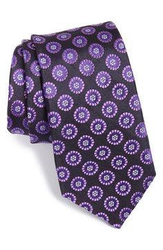 Men's Ted Baker London Woven Silk Tie