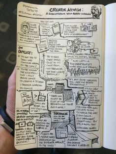"""Patrick Ashamalla captured SXSW, featured session """"Creator Activism: A Discussion with Robert Kirkman"""""""