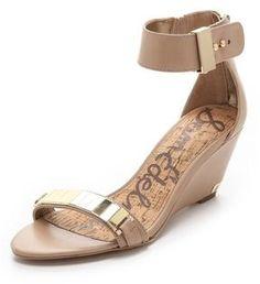 e2a447ee3 Sam Edelman Serena Wedge Sandals - ShopStyle