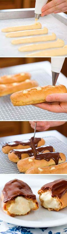Secrets to Making the Best Éclairs